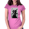 Cane Pistola Dog Womens Fitted T-Shirt