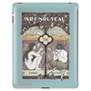Cannabis Art Deco modern sophisticated design Tablet