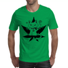 Cannabis Cat/Puss and Kush Mens T-Shirt
