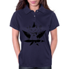 Cannabis Cat/Puss and Kush Womens Polo
