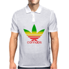 Cannabis Mens Polo