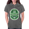 Cannabis Womens Polo