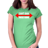 Cant Ban These Guns Womens Fitted T-Shirt