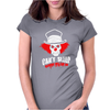 Can't Sleep Clowns Will Eat Me Womens Fitted T-Shirt