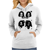 Can't Sleep Womens Hoodie