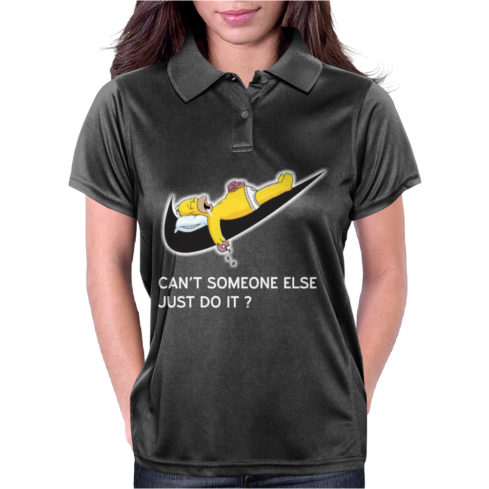 Can't Someone Else Just Do It? Womens Polo