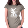 Cantinflas Ahi Esta El Detalle Chato Womens Fitted T-Shirt