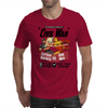 Cap VS Iron Man Mens T-Shirt