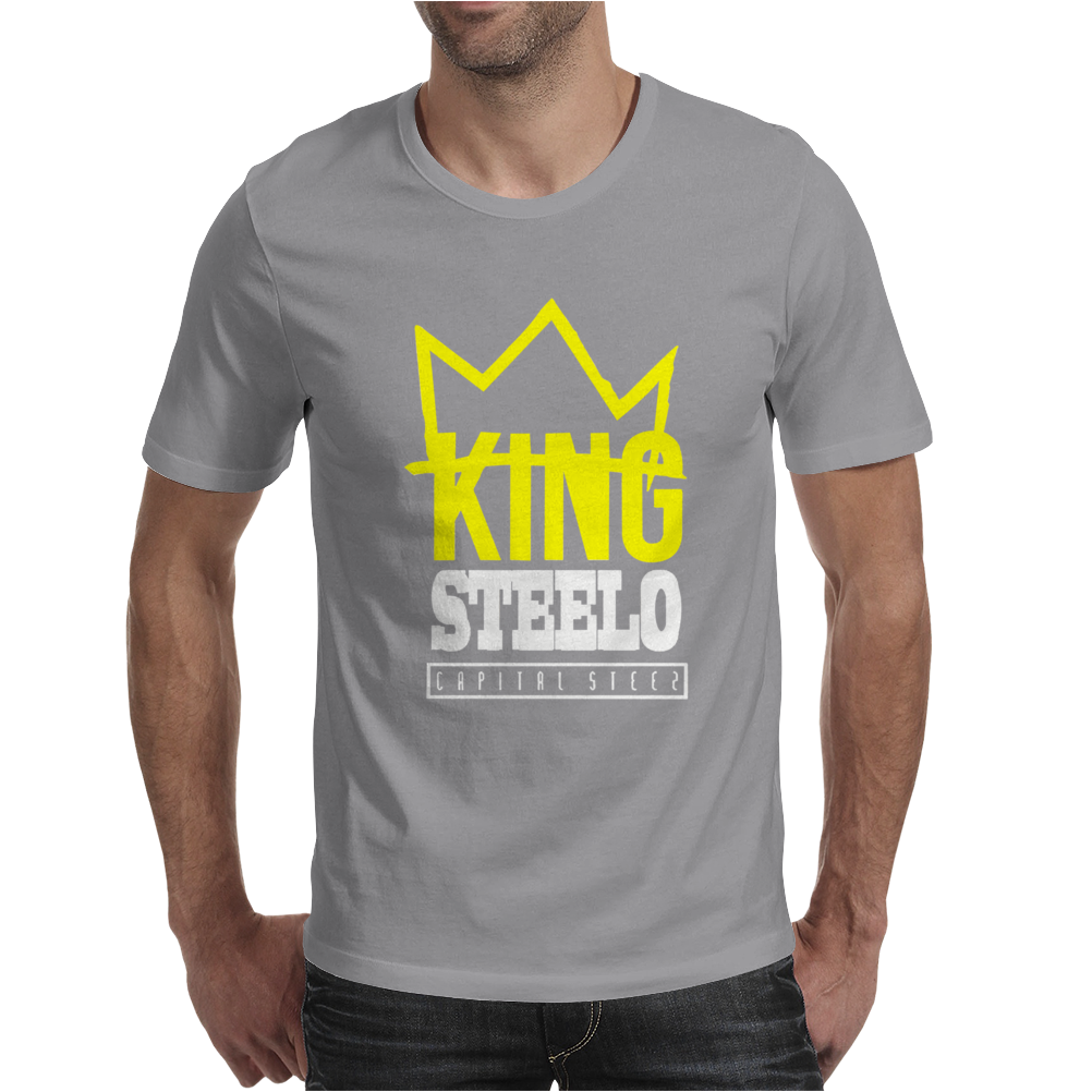 Capital STEEZ KING STEELO Mens T-Shirt