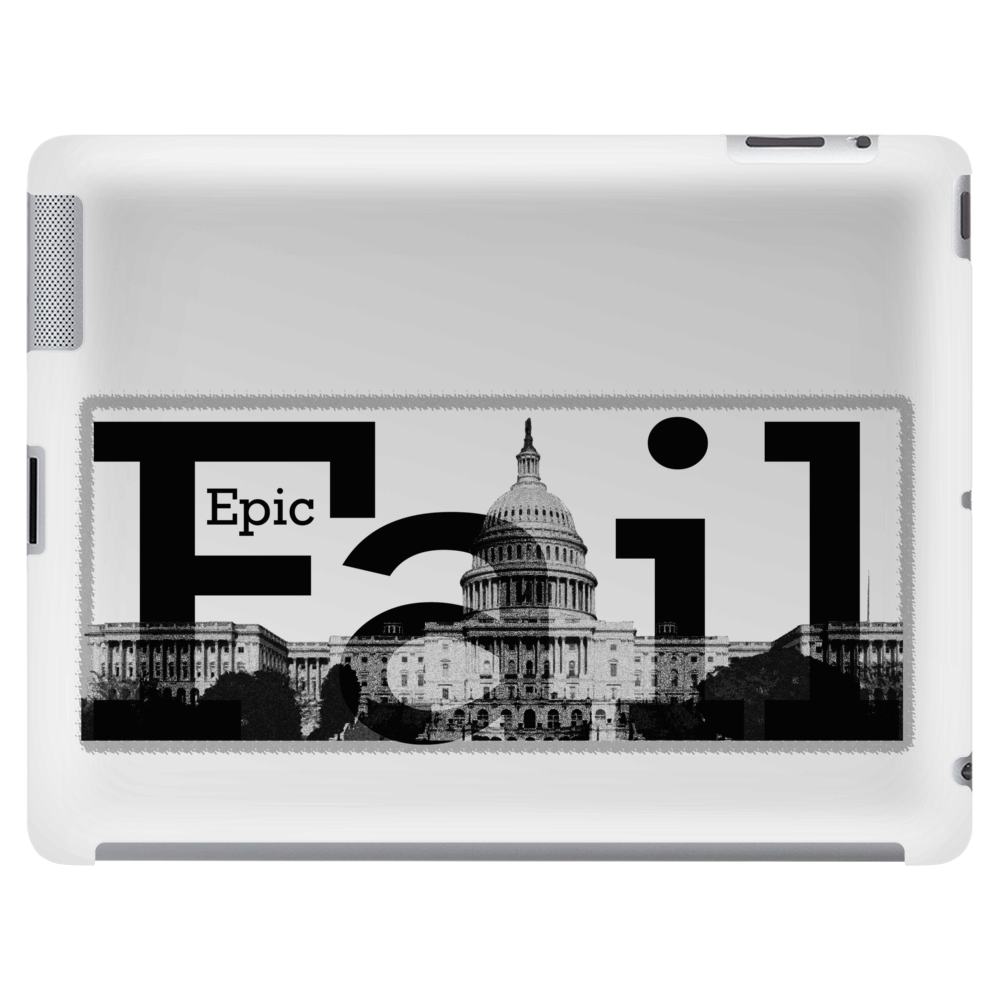 Capitol Epic Fail Tablet