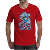 Cap'n Ameri-Crunch Mens T-Shirt