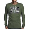 CAPONE QUOTE Mens Long Sleeve T-Shirt