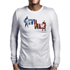 Captain America - Civil War - Colored Mens Long Sleeve T-Shirt