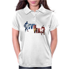 Captain America - Civil War - Colored Womens Polo