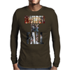 Captain America Civil War Divided we fall Mens Long Sleeve T-Shirt