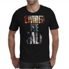 Captain America Civil War Divided we fall Mens T-Shirt