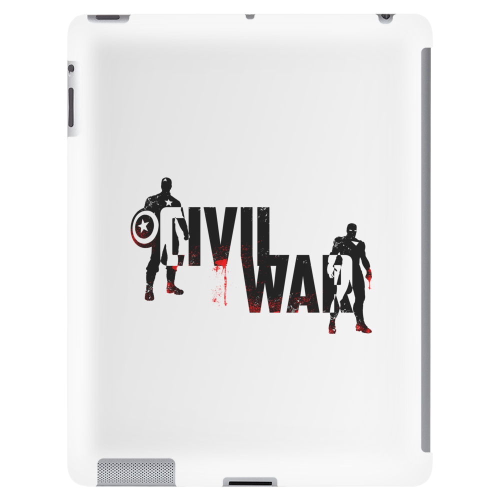 Captain America - Civil War - Faded Tablet