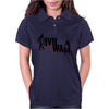 Captain America - Civil War - Faded Womens Polo