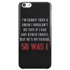 Captain America Civil War Phone Case
