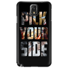 Captain America Civil War Pick Your Side Phone Case