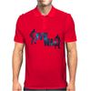 Captain America - Civil War - Space Mens Polo