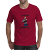 Captain America Clint Dempsey US Men's National Soccer Team Mens T-Shirt
