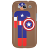 Captain America picto Phone Case
