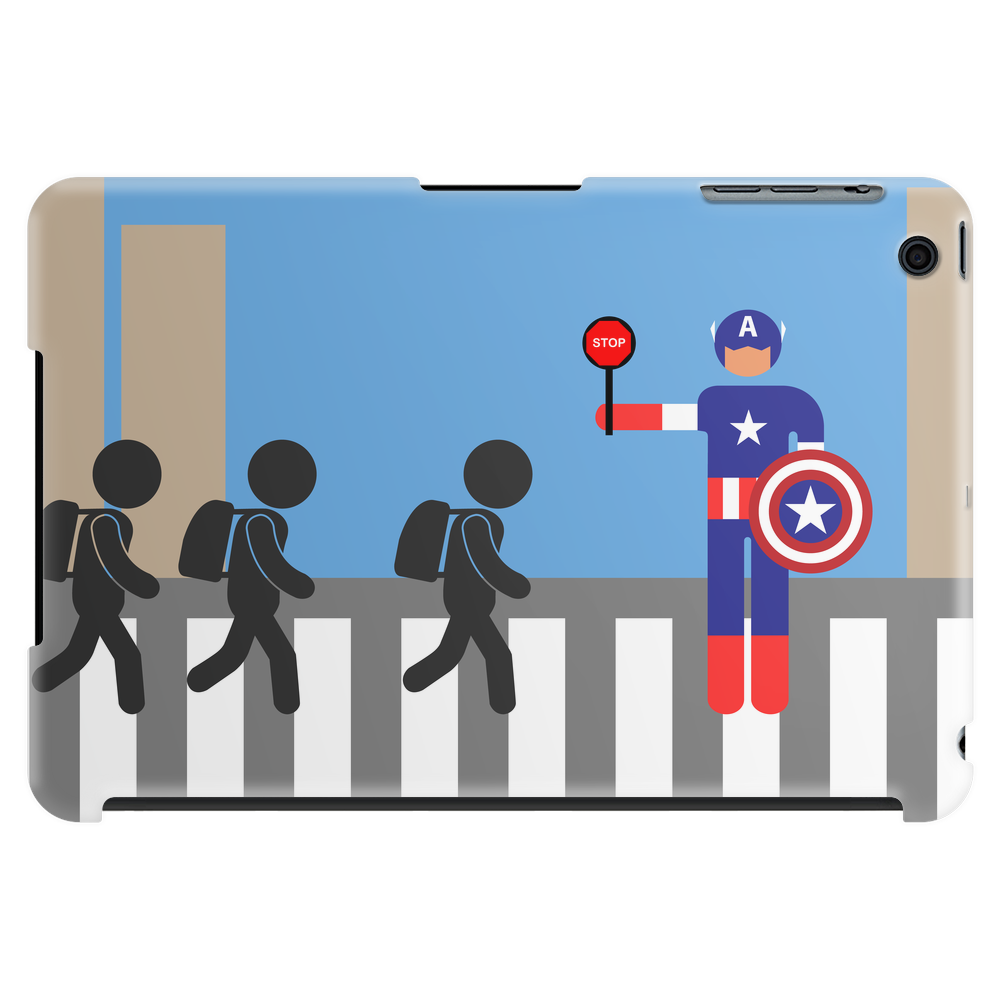 Captain America picto Tablet (horizontal)