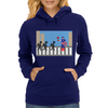 Captain America picto Womens Hoodie