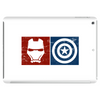 Captain America vs Ironman Tablet
