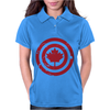 Captain Canada Womens Polo