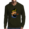 Captain Haddock Tintin Cartoon Comic Mens Hoodie