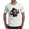 Captain Jack Sparrow Mens Funny T-Shirt Minion Pirates Of The Caribbean Minions Mens T-Shirt