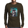 Captain Jack Sparrow Mens Long Sleeve T-Shirt