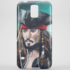 Captain Jack Sparrow Phone Case