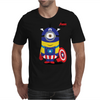 Captain Minion Mens T-Shirt