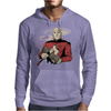 Captain's Log Mens Hoodie