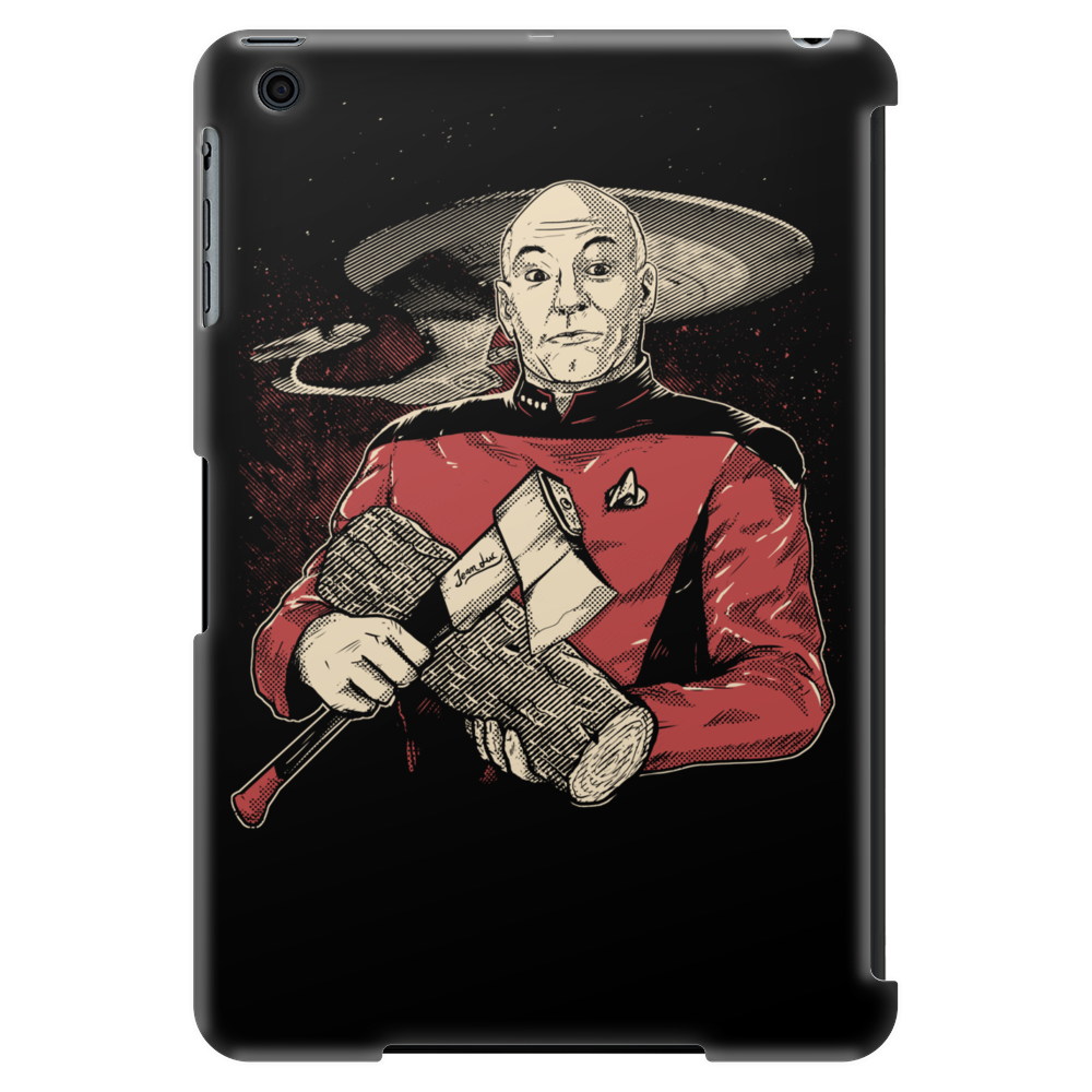Captain's Log Tablet
