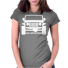 Car Adventure Womens Fitted T-Shirt