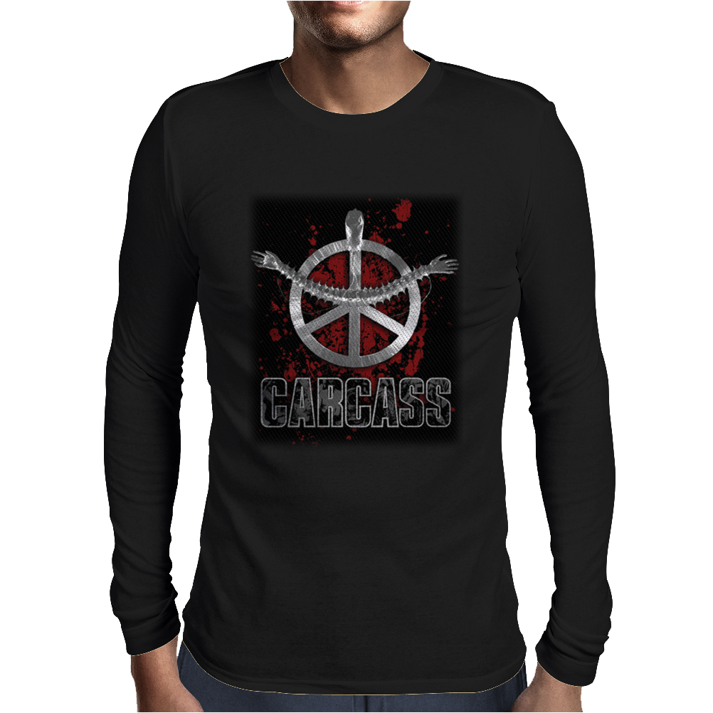 CARCASS Mens Long Sleeve T-Shirt