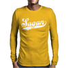 Carl Sagan Mens Long Sleeve T-Shirt