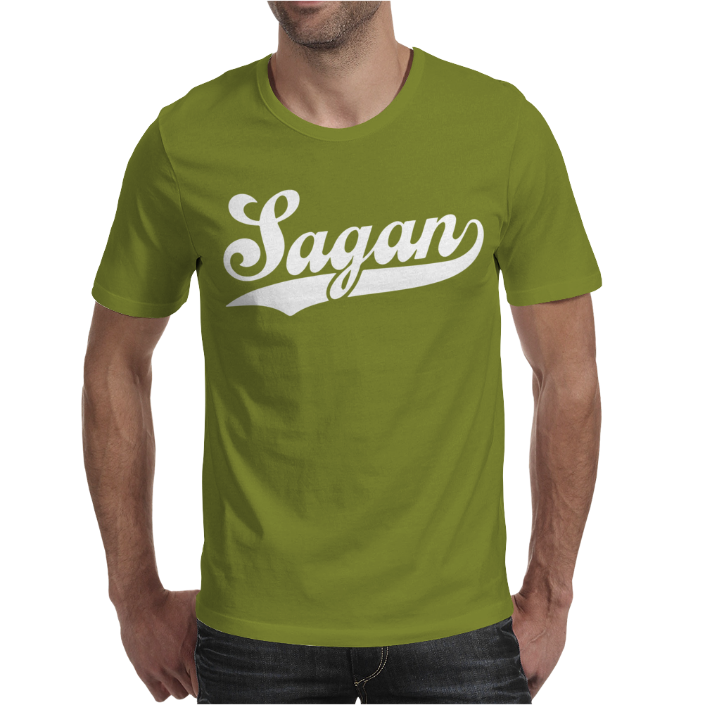 Carl Sagan Mens T-Shirt