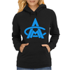 Carolina Panthers Cam Newton Superhero Style CAM 2015 Womens Hoodie