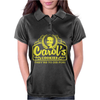 Carol's Cookies Womens Funny Womens Polo