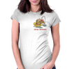 carp-hunter Womens Fitted T-Shirt