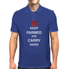 Carry Hard Mens Polo