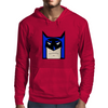 Cartoon Batman Mens Hoodie