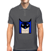 Cartoon Batman Mens Polo