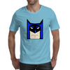 Cartoon Batman Mens T-Shirt