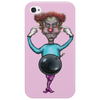 Cartoon  Clown With Bomb Phone Case